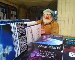 Karcsi és a könyvek