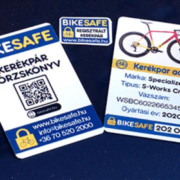 Fehérvárról indult, ma már országos a BikeSafe rendszer