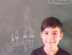 """Vív, rajzol és legózik – meginterjúvoltuk a """"Viszkis"""" cuki lovasberényi gyerekszereplőjét"""