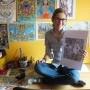 Ida színes világa – világszervezet díjazta a fehérvári diáklányt