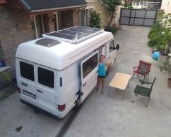 S.k. lakókocsival Fehérvárról a nagyvilágba