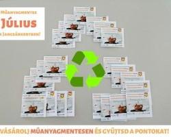 Műanyagmentes július – műanyagcsökkentő életmóddal