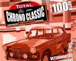Total Chrono Classic – Veteránautós túraverseny