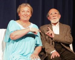 John Mighton-Nagy Judit: Fél élet - A Szabad Színház előadása