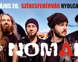 NOMAD, Echonald, The Royal Freak Out # Nyolcas Műhely