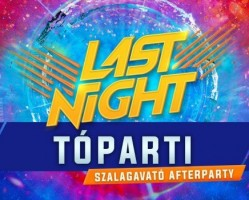 Tóparti Szalagavató Afterparty