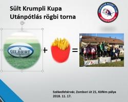 Sült Krumpli Kupa, Utánpótlás rögbi torna