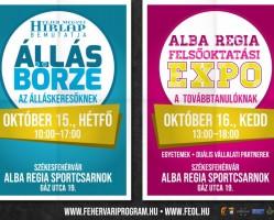 Alba Regia Felsőoktatási Expo és Állásbörze