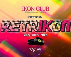 RetrIkon Party I Dj 69