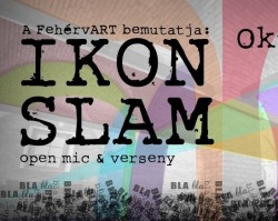 Slam Poetry Verseny / Open mic
