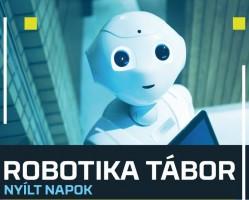 Robotika tábor NYÍLT NAP