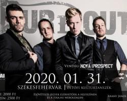 Burnout Nagykoncert - Nova prospect