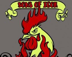 Sons of Igor Fest 2021. Gourmet Chili & new school menza V.