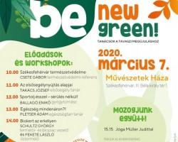 Be new, be green! – Tanácsok a tavaszi megújuláshoz