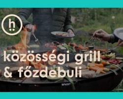 Közösségi grill & főzdebuli
