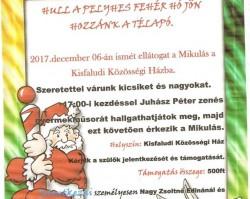 Mikulás Kisfaludon