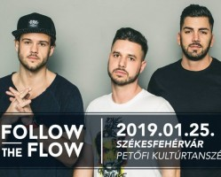[Sold out!] Follow The Flow