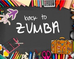 Tanévnyitó Zumba