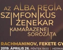 Az Alba Regia Szimfonikus Zenekar kamarazenei sorozata IV.