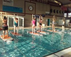 Kihívás Napi Ingyenes AquaBalance Edzés