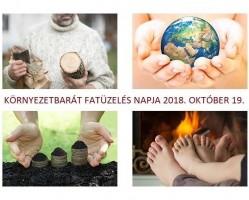 Környezetbarát Fatüzelés Napja