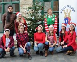 Belvárosi 7 próba  a Székesfehérvári Diáktanács szervezésében
