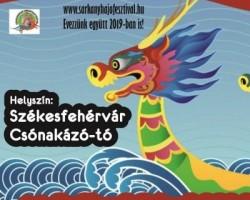 14. Székesfehérvári Sárkányhajó Fesztivál
