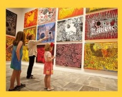 Hogyan nézzünk modern festményt?