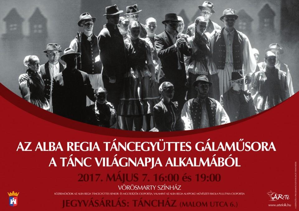 4b0be7b2c5 Gálaműsor a Táncművészet Világnapja alkalmából | Székesfehérvári ...