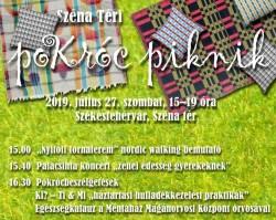 Széna Téri Pokróc Piknik