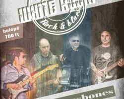 White Room feat. Dézsenyi Zsófi + Crossbones