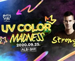 UV COLOR Madness w/ Strong R.  * Movement Nights