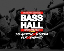 Basshall Hiphop Special w. Dj Gozth✭Dorka