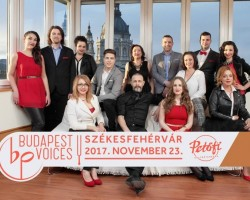 Budapest Voices koncert
