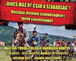 Cey-Bert Róbert Gyula Magyar-török trilógiájának bemutatója