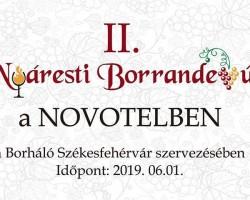 II. Nyáresti Borrandevú