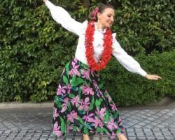 Szerdai Hawaii Hula táncórák
