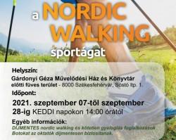 NORDIC WALKING Maroshegyen