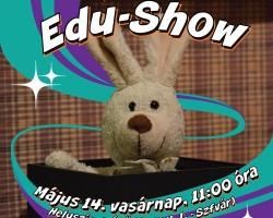 Mágikus és mulatságos - Edu-Show - Zsiga Edwárd bűvész gyermekműsora
