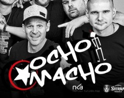 Ocho Macho / MOST turné