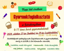 GYERMEKFOGLALKOZTATÓ 6-11 ÉVES KOROSZTÁLYNAK