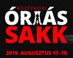Középkori óriás sakk // Székesfehérvári Királyi Napok