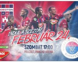 Videoton FC - Vasas FC