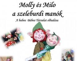 Molly és Miló a szeleburdi manók