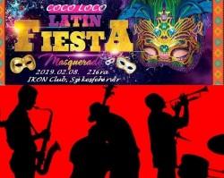 Coco Loco farsangi fiesta