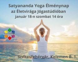 Satyananda Yoga Élménynap