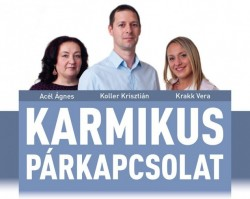 Karmikus Párkapcsolat előadás