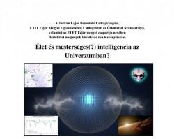Élet és mesterséges(?) intelligencia az Univerzumban?