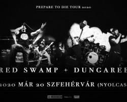 RED SWAMP + Dungaree # Nyolcas Műhely