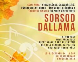 Sorsod Dallama - Önismereti előadás élőzenével